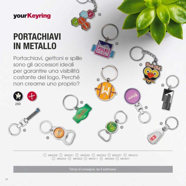 PORTACHIAVI ED ETICHETTE DA VIAGGIO
