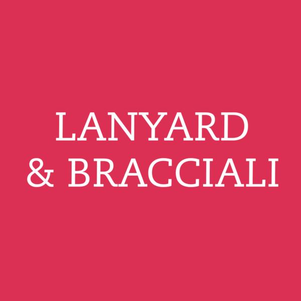 LANYARD E BRACCIALI