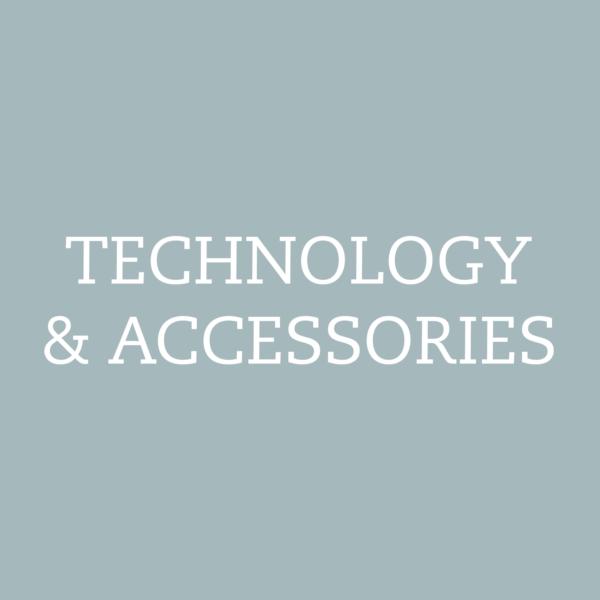 TECNOLOGIA E ACCESSORI